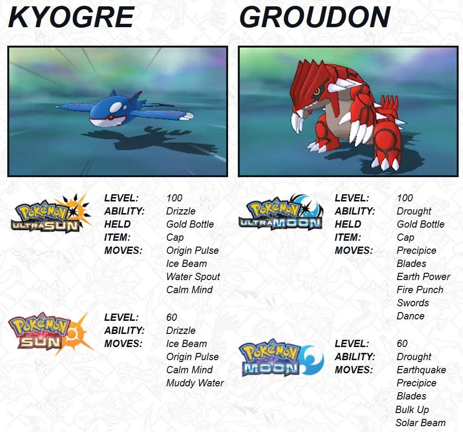 Pokémon Ultra Sun, Ultra Moon, Sun, and Moon: a year of