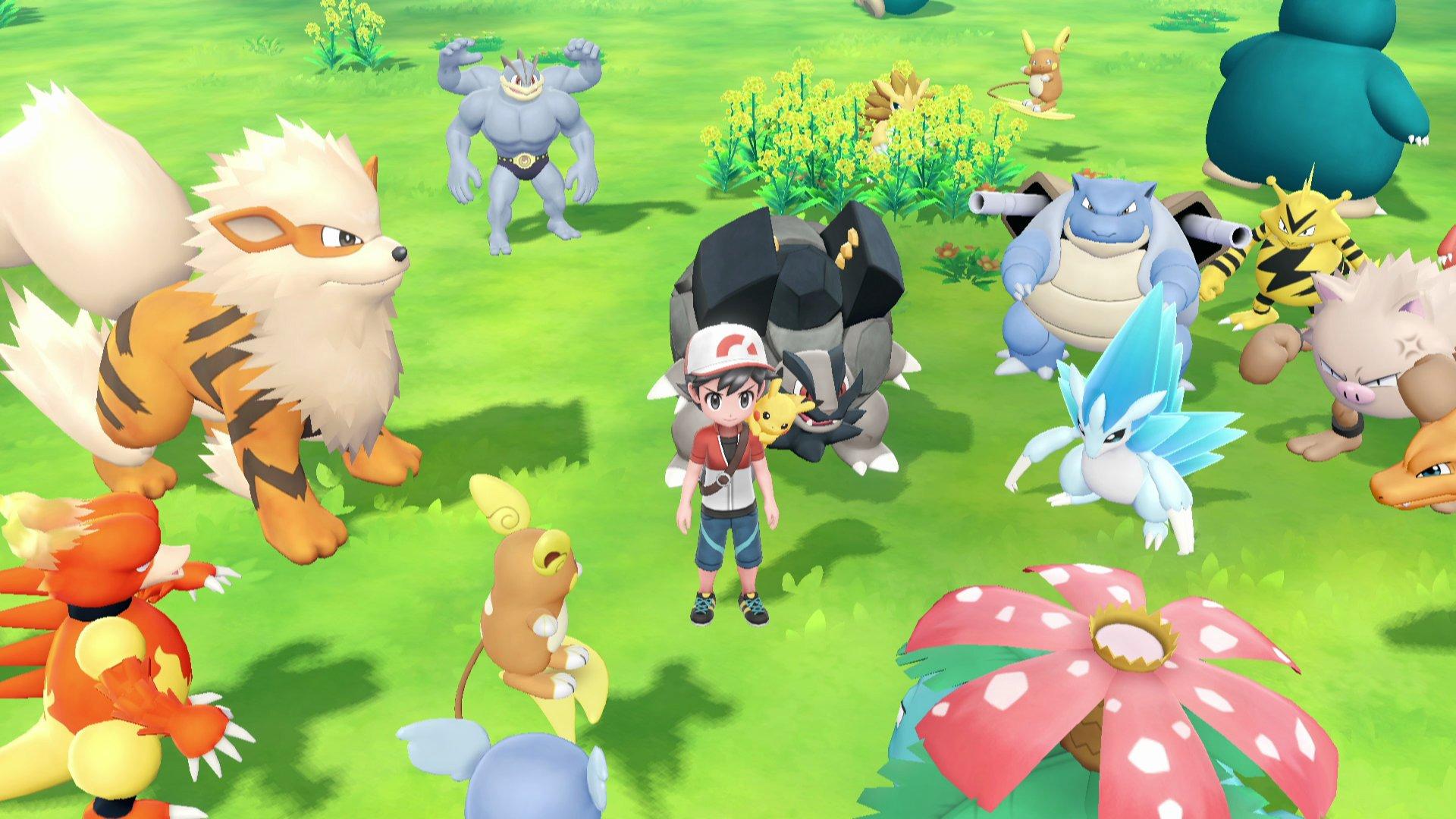 Pokenews Nov 14 Pokemon Let S Go Pikachu Let S Go Eevee