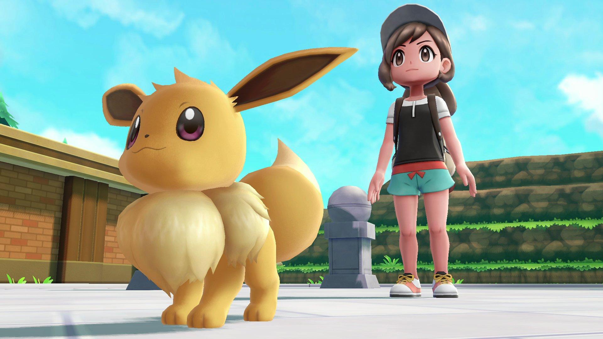 Pokenews Sept 17 Pokemon Let S Go Pikachu Let S Go Eevee