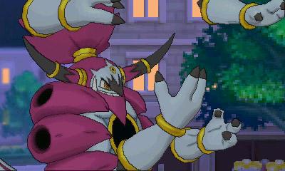 Pok 233 Mon Omega Ruby Alpha Sapphire Hoopa Unbound
