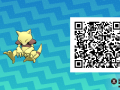 Pokemon Sun and Moon QR Codes (108)
