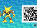 Pokemon Sun and Moon QR Codes (113)