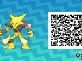 Pokemon Sun and Moon QR Codes (114)