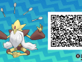 Pokemon Sun and Moon QR Codes (115)