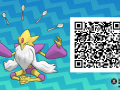 Pokemon Sun and Moon QR Codes (118)
