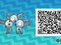 Pokemon Sun and Moon QR Codes (129)