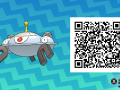 Pokemon Sun and Moon QR Codes (131)