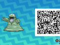 Pokemon Sun and Moon QR Codes (136)