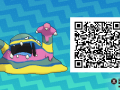 Pokemon Sun and Moon QR Codes (137)