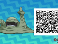 Pokemon Sun and Moon QR Codes (140)