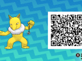 Pokemon Sun and Moon QR Codes (148)