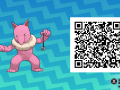 Pokemon Sun and Moon QR Codes (150)