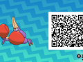 Pokemon Sun and Moon QR Codes (158)