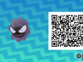 Pokemon Sun and Moon QR Codes (161)