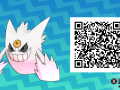 Pokemon Sun and Moon QR Codes (168)