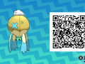 Pokemon Sun and Moon QR Codes (172)