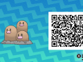 Pokemon Sun and Moon QR Codes (192)
