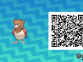 Pokemon Sun and Moon QR Codes (196)