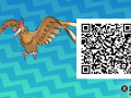 Pokemon Sun and Moon QR Codes (197)