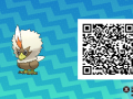 Pokemon Sun and Moon QR Codes (200)