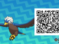 Pokemon Sun and Moon QR Codes (202)