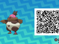 Pokemon Sun and Moon QR Codes (203)