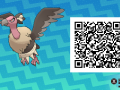 Pokemon Sun and Moon QR Codes (205)