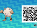Pokemon Sun and Moon QR Codes (209)