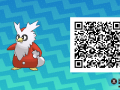 Pokemon Sun and Moon QR Codes (211)