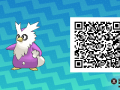 Pokemon Sun and Moon QR Codes (212)