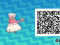 Pokemon Sun and Moon QR Codes (214)