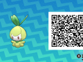 Pokemon Sun and Moon QR Codes (225)