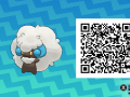 Pokemon Sun and Moon QR Codes (231)