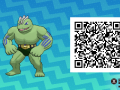 Pokemon Sun and Moon QR Codes (254)