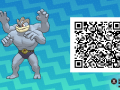 Pokemon Sun and Moon QR Codes (255)