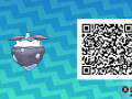 Pokemon Sun and Moon QR Codes (263)