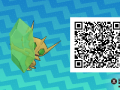 Pokemon Sun and Moon QR Codes (267)