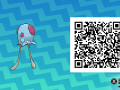 Pokemon Sun and Moon QR Codes (276)
