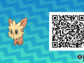 Pokemon Sun and Moon QR Codes (290)