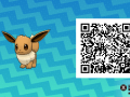 Pokemon Sun and Moon QR Codes (293)