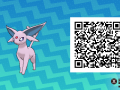 Pokemon Sun and Moon QR Codes (297)