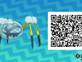 Pokemon Sun and Moon QR Codes (312)