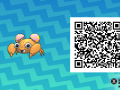Pokemon Sun and Moon QR Codes (317)