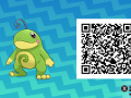 Pokemon Sun and Moon QR Codes (322)