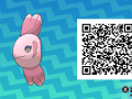 Pokemon Sun and Moon QR Codes (327)