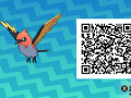 Pokemon Sun and Moon QR Codes (329)