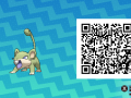Pokemon Sun and Moon QR Codes (33)