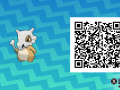 Pokemon Sun and Moon QR Codes (333)