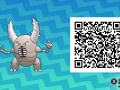 Pokemon Sun and Moon QR Codes (345)