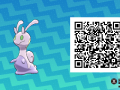 Pokemon Sun and Moon QR Codes (349)
